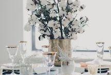 Winter Wedding / Im Winter heiraten ist ebenso so schön wie im Sommer! Ideen für Dekoration und mehr gibt es hier