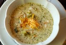 Soup, Chili & Stew  Recipes / by Tanya Schroeder @lemonsforlulu.com