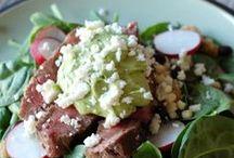 Foodie Recipes / by Tanya Schroeder @lemonsforlulu.com