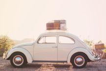 Vintage cars!