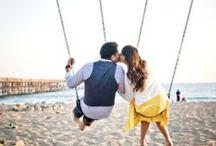 Engagement shoots / Inspiration