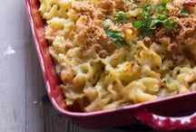 Easy Pasta Recipes and Dishes / Pasta is a staple, find new ways to prepare and serve this favorite food!