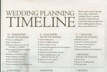Planning My Wedding / by Meredith Bassford