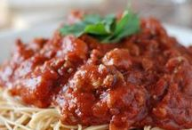Slow Cooker Recipes / Meals and other ideas for you favorite small appliance!