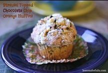 Muffins, Scones & Other Breakfast Recipes / Start your mornings off with sweet treats!