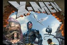 x-men / by mongo