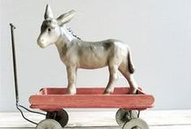 {D is for donkey} / visual odes to my donkeys, Jojo & Arlo.  I love the donks, they are unbelievable. / by Flotsam Jetsam