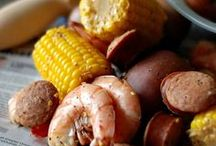 Seafood Recipes / More fish in the sea so to speak.