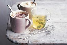 Liquid love / It's amazing how pretty tea, coffee or hot chocolate can be