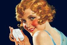 Historia higieny i pielęgnacji / Zbiór ciekawostek i zdjęć pokazujących dawne zabiegi pielęgnacyjne oraz przedmioty codziennego użytku, wykorzystywane w przeszłości do utrzymania higieny.