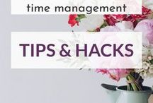 Time Management / Time management tips | Time savers | Time management for moms | Time savers for busy moms