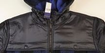 Men's Outerwear / Coats, Vests, Parkas and Track Jackets! Ralph Lauren, Polo, Marmot, RLX, Timberland, Roundtree, Gerry, Hawke & Co.