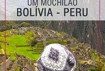 Peru / Dicas de atrações e roteiros para programar sua viagem ao Peru.