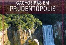 Prudentópolis - PR / Conheça a terra das cachoeiras gigantes no interior do Paraná: Prudentópolis é a maior colônia ucraniana do país.
