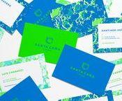 Santa Caña - branding / diseño de identidad para una marca de indumentaria independiente