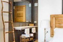 Baden, Duschen, Badezimmer / Ein schönes Badezimmer ist das A & O eines gemütlichen Hotelzimmers. Spannende Inspirationen und wahre Urlaubsträume aus den schönsten Hotelbadezimmern findet ihr an dieser Stelle.
