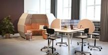 Acoustic and Meeting | HOLMRIS B8 / Furniture for creative and informal common and meeting areas.