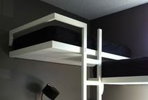 Tweens and teens rooms / Decor ideas for the bigger kids