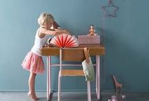 School yay! / Creative work spaces for our little ones