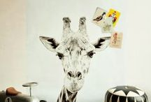 Jungle nursery / For the wild things