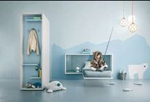 Contemporary design kids rooms / Edgy, contemporary, exclusive