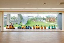 Kindergarden/Playground / Ideas for Kindergarden facilities and playrooms