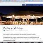 Awesome Caribbean Weddings / The first thing you need to decide when planning your destination wedding is this:  Where is it gоіng to be?