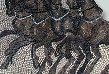 Mosaiken, Objekte, Römer