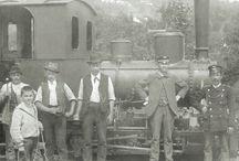 Historische Eisenbahnen, Bahnland Schweiz
