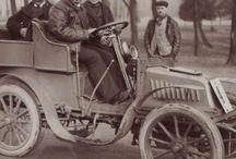 Autos, Motos, Kutschen, Verkehr