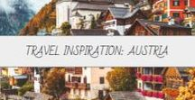 Travel Inspiration: Austria / Striking architecture, sparkling lakes and good old Austrian Beer.
