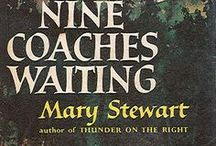 Books by Mary Stewart / Original covers for one of my favorite authors