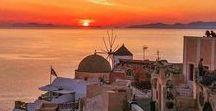 Santorini / BooksFeedMySoul - Edition 3 - Petra Landon #BooksFeedMySoul #Travel #Santorini #Inspiration #amWriting