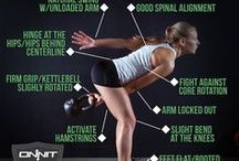 Form Matters / Anyone can put in the reps, but executing the exercise correctly? That takes skill. Learn how to perfect your functional fitness form with these CrossFit themed pins.
