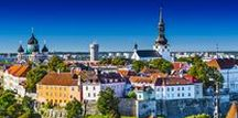 Tallinn / Tallin, My Erasmus City