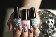 nail obsessions / by Heather Snodgrass-Brine