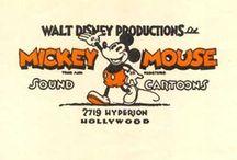 Mickey ºoº Mouse / by Sheri Bennett