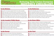 Printable Checklists / Easy printable checklists to help you stay organized.