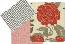 fabric and color combinations