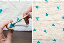 Up-cycling & crafts / Creative ways to reduce waste and make something useful and fun.
