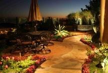 #Pool and Patio lighting / LED pool lighting and patio down lighting