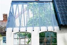 Glass ceilings + Skylights