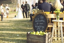 Country charm / Ceremony & Reception @ At Matildas Winery - set in the vines and ideas for Sunday Party!