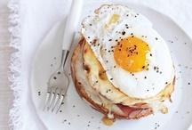 Food: Breakfasts / by Jess Christine