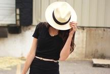 Fashion: Hats / by Jessica Christine