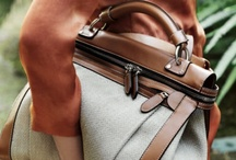 Fashion: Purses and Bags / by Jessica Christine