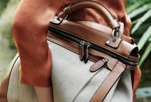 Fashion: Purses and Bags / by Jess Christine