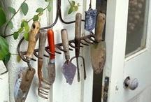 Garden Organizing