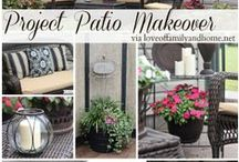 front porches, entryways, sunrooms or back porches. / by kimberly claire