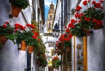ESPAÑA / SPAIN lugares / by Rocio G. Pasquau